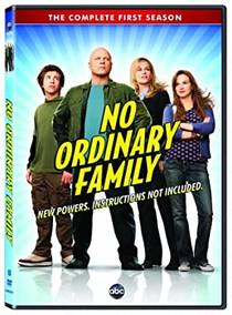 Picture of a TV show: No Ordinary Family