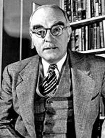 Picture of an author: Thornton Wilder