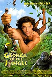 Picture of a movie: George Of The Jungle