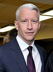 Picture of an author: Anderson Cooper