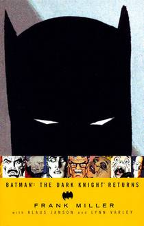 Picture of a book: Batman: The Dark Knight Returns