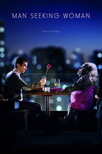 Picture of a TV show: Man Seeking Woman