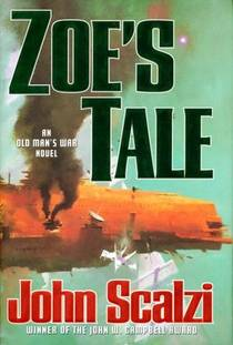 Picture of a book: Zoe's Tale