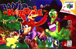 Picture of a game: Banjo-Kazooie