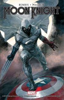 Picture of a book: Moon Knight, By Brian Michael Bendis & Alex Maleev, Volume 1