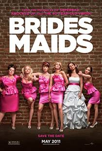 Picture of a movie: Bridesmaids
