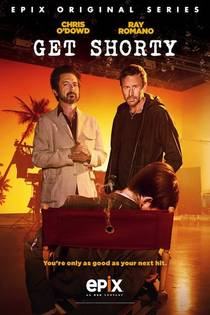 Picture of a TV show: Get Shorty