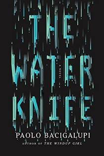 Picture of a book: The Water Knife