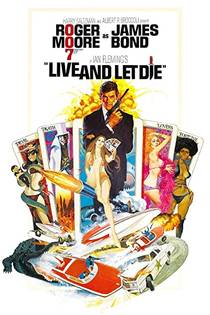 Picture of a movie: Live And Let Die