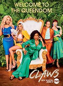 Picture of a TV show: Claws