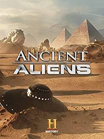 Picture of a TV show: Ancient Aliens