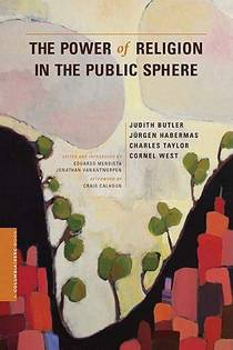 Picture of a book: The Power of Religion in the Public Sphere