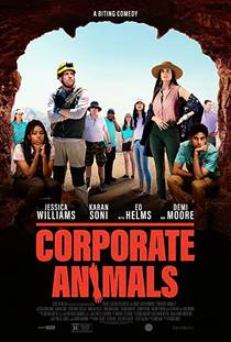 Picture of a movie: Corporate Animals
