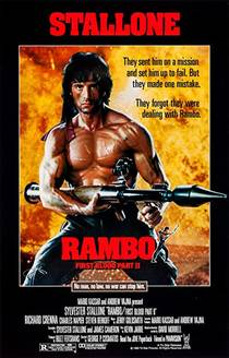 Picture of a movie: Rambo: First Blood Part II
