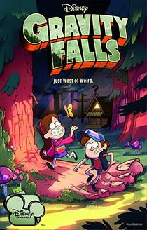 Picture of a TV show: Gravity Falls