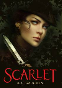 Picture of a book: Scarlet