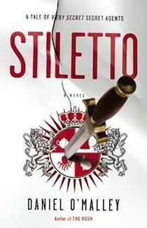 Picture of a book: Stiletto