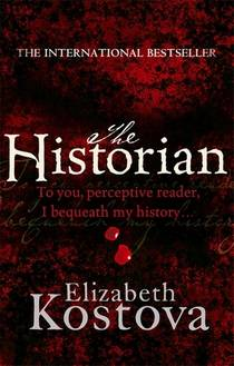 Picture of a book: The Historian