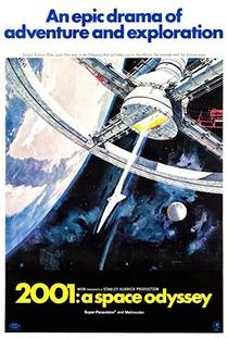Picture of a movie: 2001: A Space Odyssey