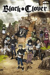 Picture of a TV show: Black Clover