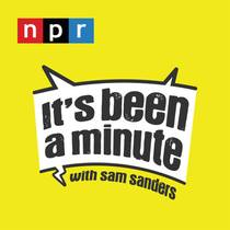 Picture of a podcast: It's Been a Minute with Sam Sanders