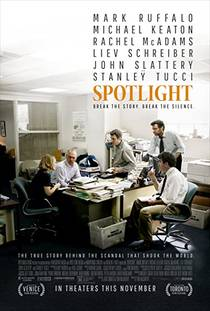 Picture of a movie: Spotlight