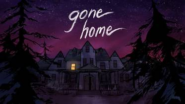 Picture of a game: Gone Home
