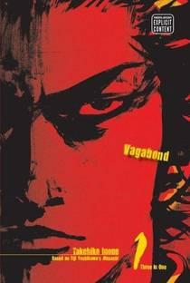 Picture of a book: Vagabond, Vol. 1