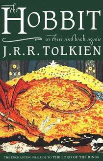 Picture of a book: The Hobbit, Or There And Back Again