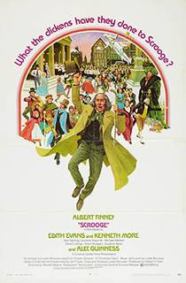 Picture of a movie: Scrooge