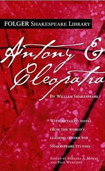 Picture of a book: Antony And Cleopatra