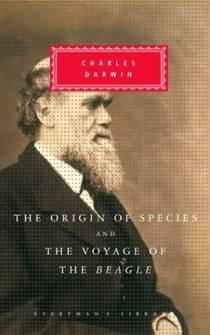 Picture of a book: The Origin of Species/The Voyage of the Beagle