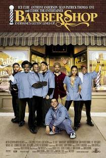 Picture of a movie: Barbershop