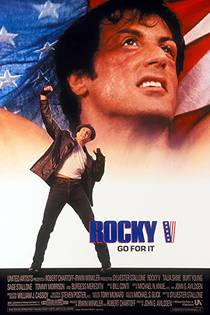 Picture of a movie: Rocky V