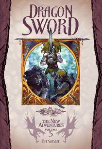 Picture of a book: Dragon Sword