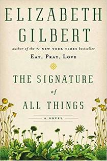 Picture of a book: The Signature Of All Things