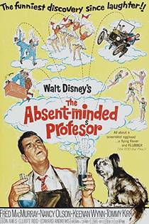 Picture of a movie: The Absent Minded Professor