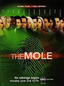 Picture of a TV show: The Mole
