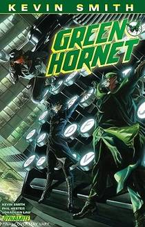 Picture of a book: Kevin Smith's Green Hornet, Vol. 2: Wearing o' the Green