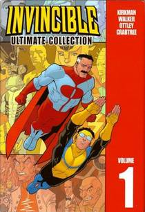 Picture of a book: Invincible: Ultimate Collection, Vol. 1
