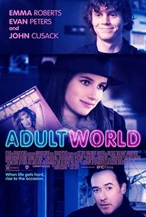 Picture of a movie: Adult World