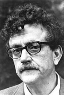 Picture of an author: Kurt Vonnegut