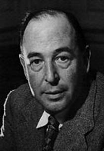 Picture of an author: C.S. Lewis