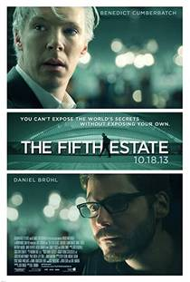 Picture of a movie: The Fifth Estate