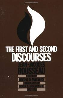 Picture of a book: The First and Second Discourses