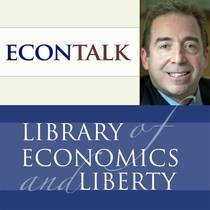 Picture of a podcast: Econtalk