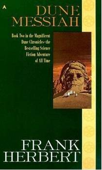 Picture of a book: Dune Messiah