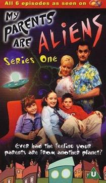 Picture of a TV show: My Parents Are Aliens