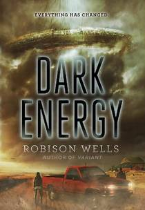 Picture of a book: Dark Energy