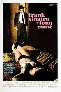 Picture of a movie: Tony Rome